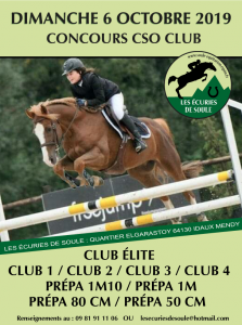 Concours CSO Club